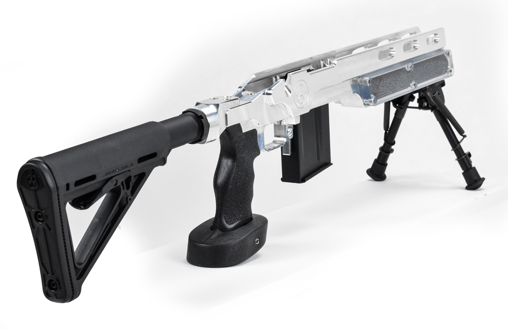 Aluminum Rifle Chassis Systems | Custom Rifle Stocks